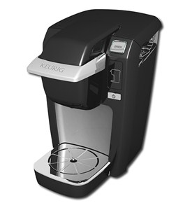Keurig Mini Plus Coffee Brewer - Black Image