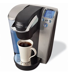 Single Cup Coffee Maker - Keurig Platinum Image
