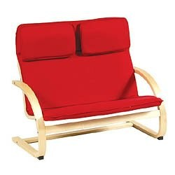 Kiddie Couch - Rubberwood Frame by Guidecraft Image