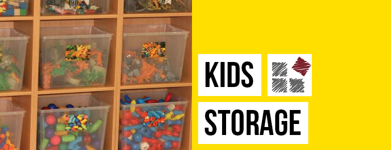 Organize-It Toy Storage