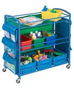 Kids Art Supply Organizer