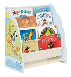 Kids Book Stand - Safari Theme Image