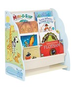 Kids Book Stand - Safari Theme