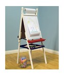 Childrens Easel and Chalkboard