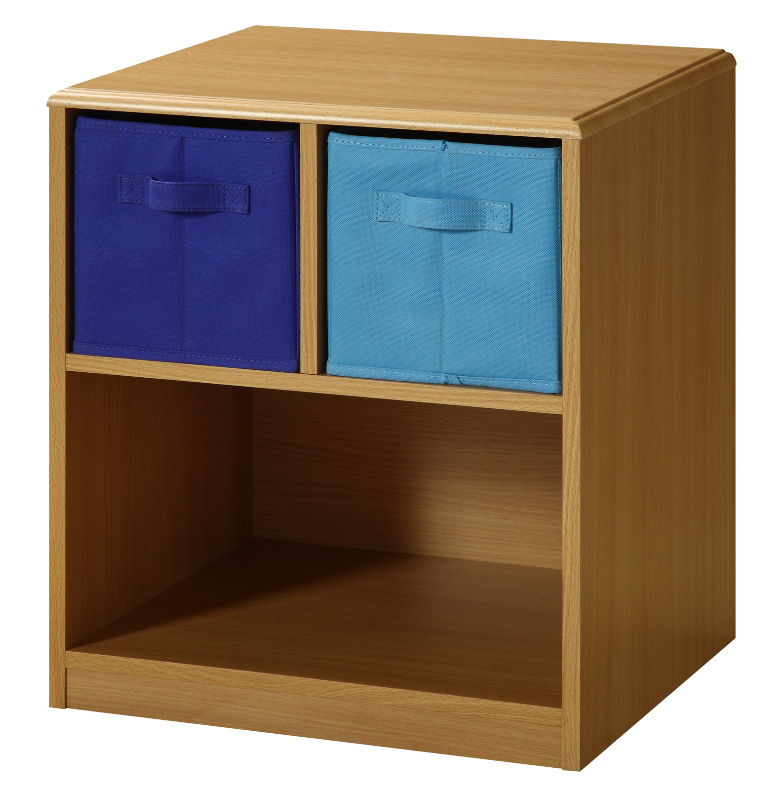 wire cube plastic connectors kids nightstand with baskets by 4d concepts kids storage