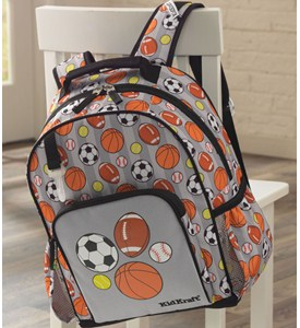 Kids School Backpack Image