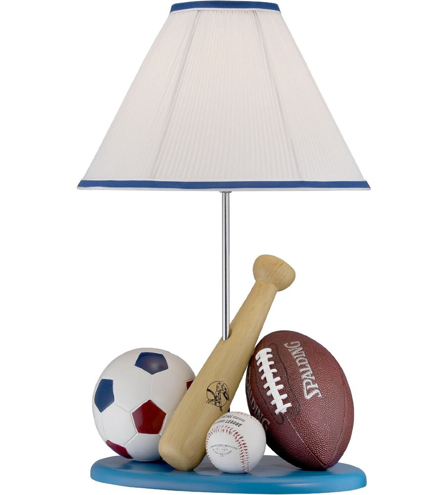 Kids Sports Lamp By Lite Source In Kids Lamps
