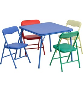 Kids Table and Chairs Image