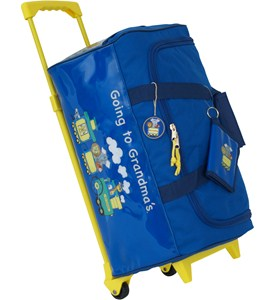 Toddler Wheeled Bag - Going to Grandmas Image