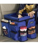 Kids Backseat Auto Organizer - Blue