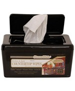 Kitchen and Bath Countertop Wipes