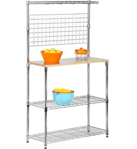Kitchen Bakers Rack Image