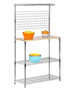 Kitchen Bakers Rack