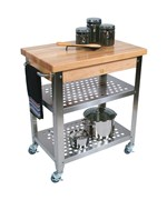 Kitchen Cart - John Boos CUCR3020