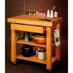 Kitchen Cart - Workcenter Image