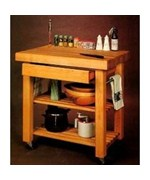 Kitchen Cart - Workcenter