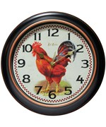 Kitchen Clock - Rooster