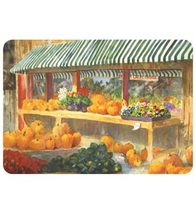Kitchen Floor Mat - Autumn Market Image