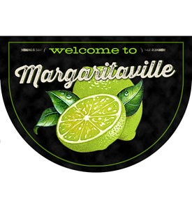 Kitchen Floor Mat - Margaritaville Image