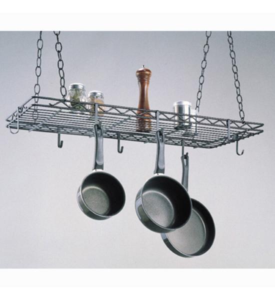 Kitchen Hanging Pot Rack