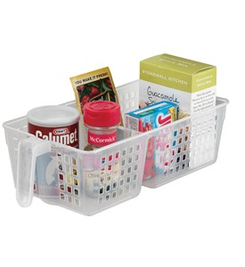 Kitchen Storage Basket - Divided Image