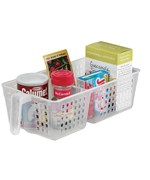 Kitchen Storage Basket - Divided