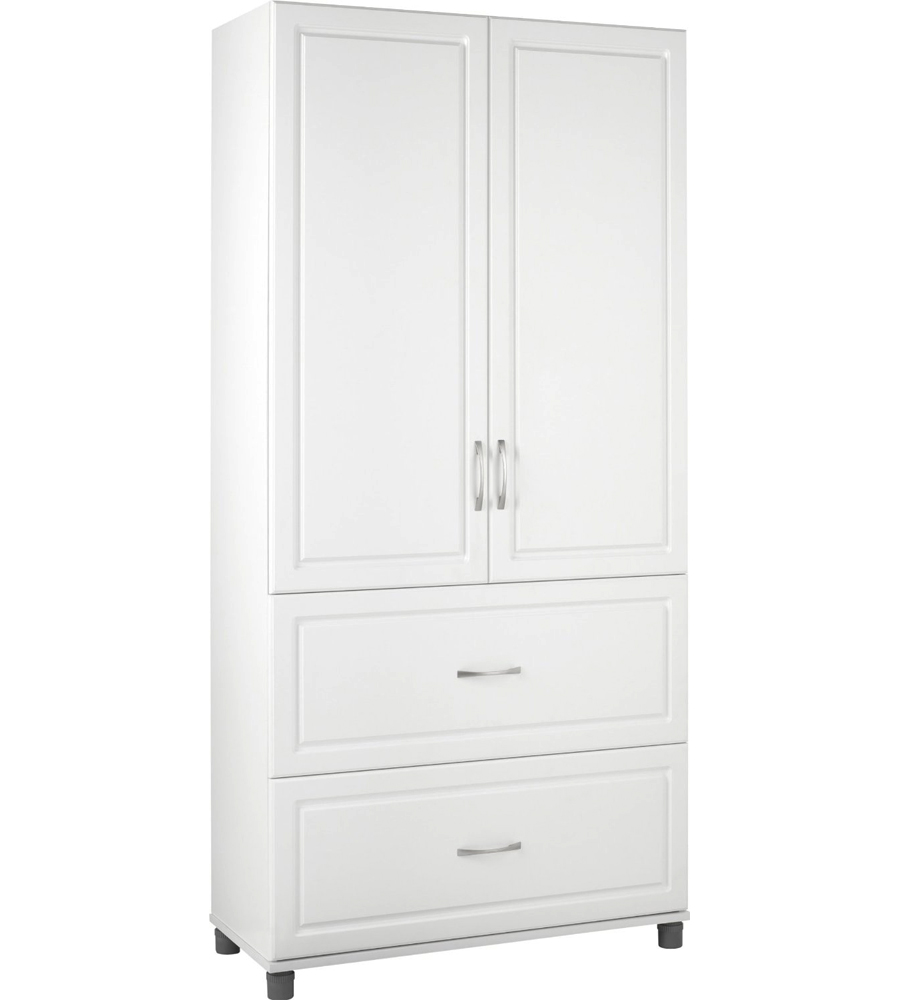 Kitchen Storage Cabinet 36 Inch In Pantry Shelving