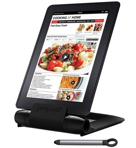 Kitchen Tablet Holder Image