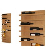 L-1 Wine Display Shelf