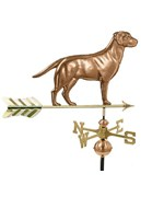 Labrador Retriever Weathervane - by Good Directions