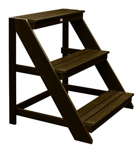 Ladder Plant Stand Image