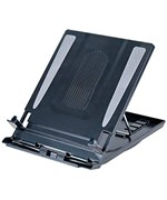 LapLift - Portable Notebook Cooling Swivel Stand - by Aidata LAP003F