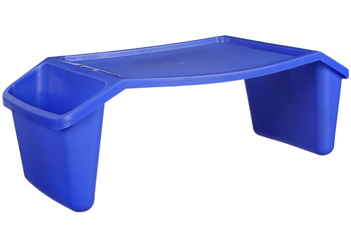 Childrens Lap Desk - Royal Blue Image