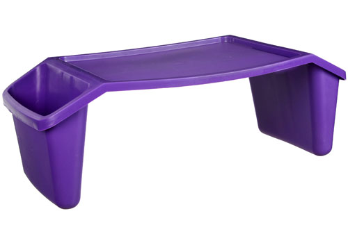 Childrens Lap Desk Purple In Lap Desks