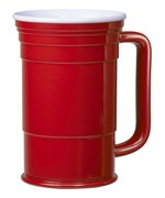 Large Beer Mug - Red Party Cup