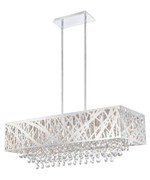 Large Benedetta Pendant by Lite Source