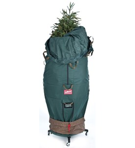 Upright Artificial Tree Bag Image