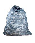 Large Laundry Bag - Camouflage
