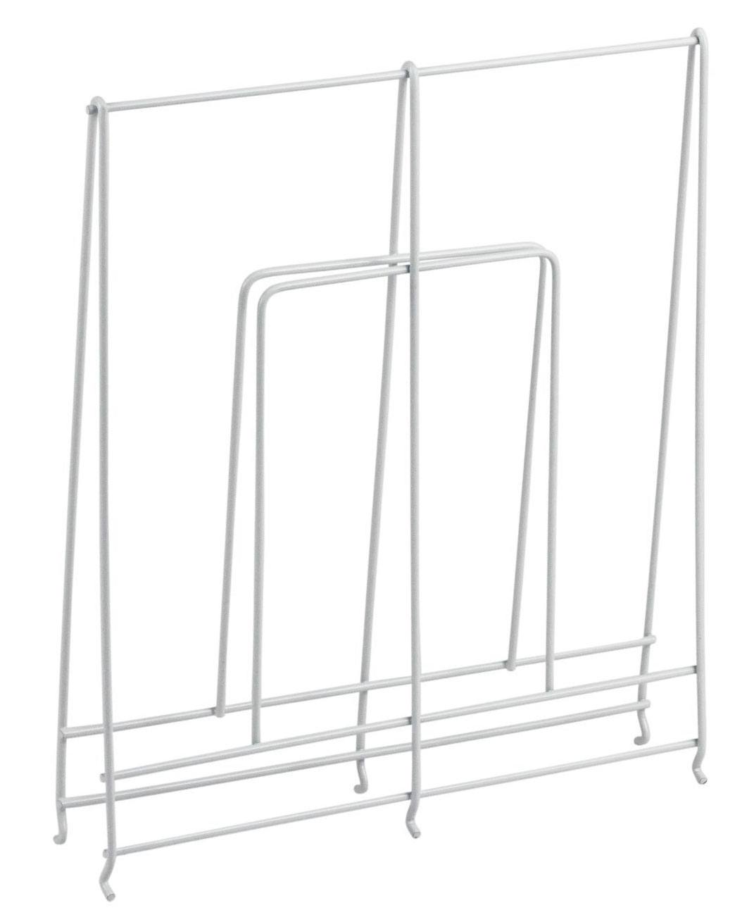 Ventilated Wire ShelfStyle Selections Coated Shelf