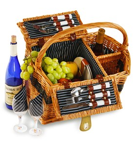 Largo Two Person Picnic Basket Image