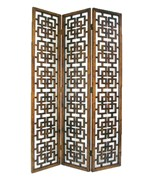 Lattice Room Divider Screen