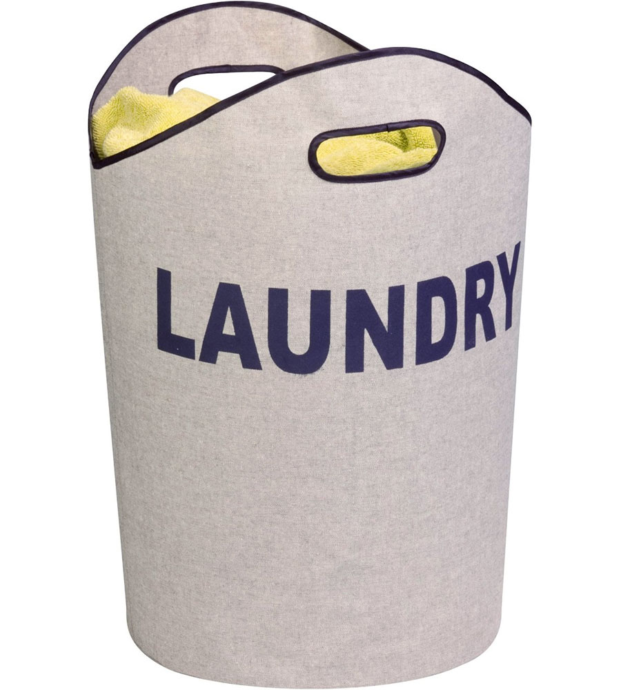 Laundry Bags And Baskets Part - 46: Laundry Bag With Handles Price: $12.99