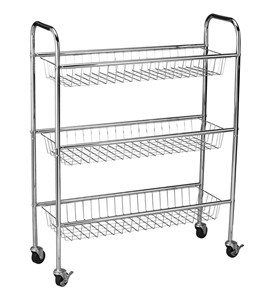Laundry Cart - 3 Tier Image