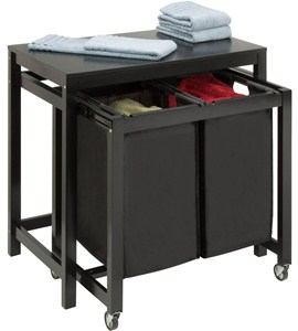Laundry Folding Table - Double Sorter Image