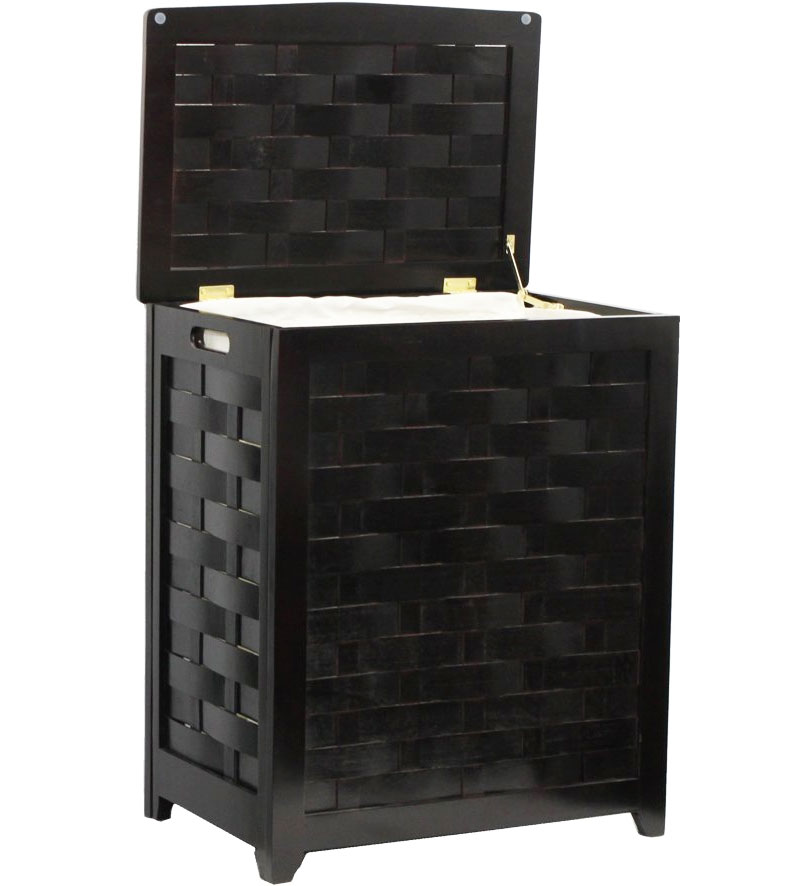 Laundry Hamper With Lid In Clothes Hampers