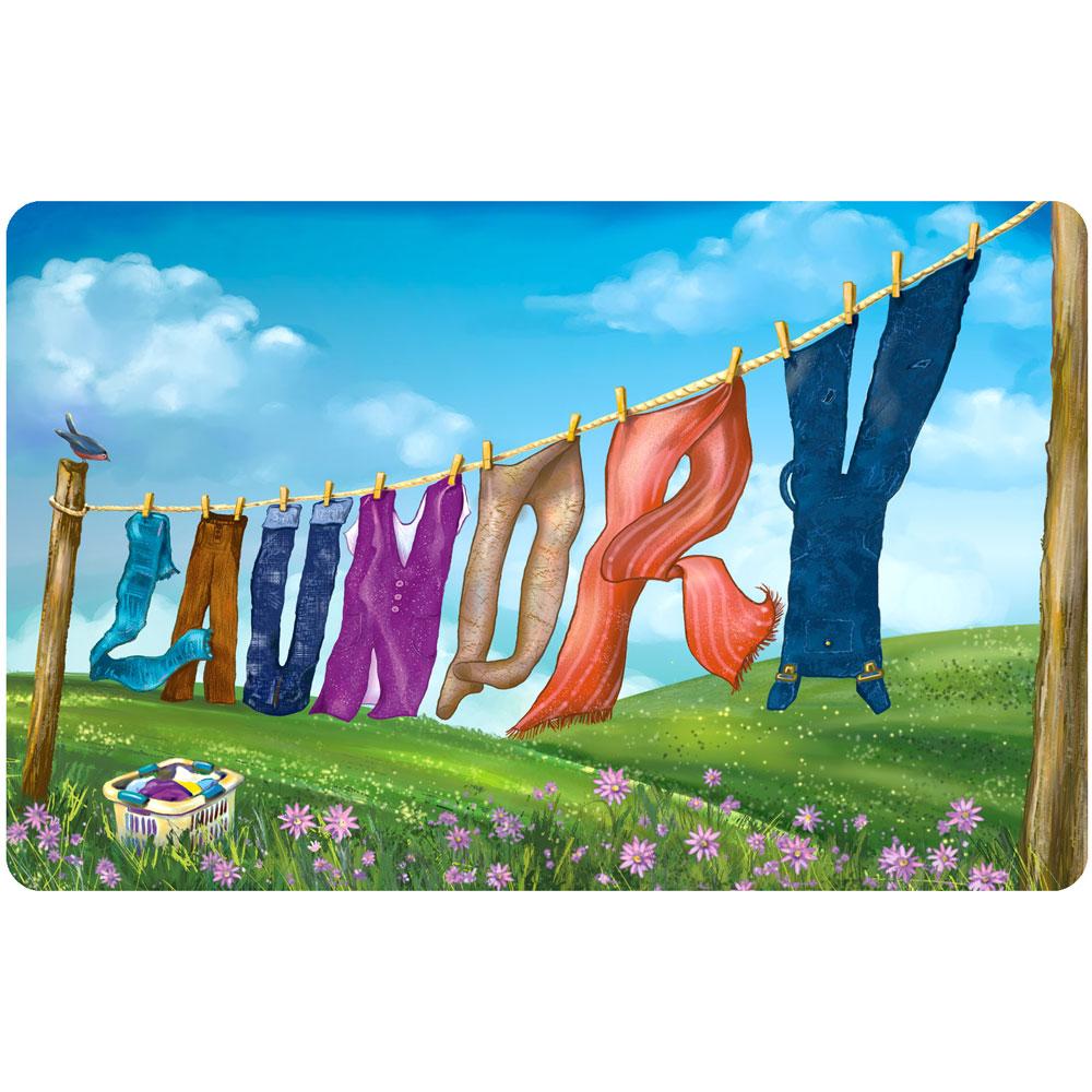 Laundry Room Comfort Mat Image