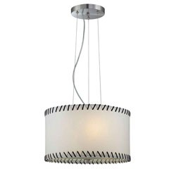 Lavina Pendant Lamp by Lite Source Image