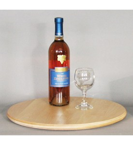 Lazy Susan - Maple - 16-Inch Image
