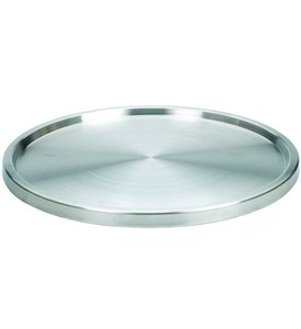 Lazy Susan Turntable - Stainless Steel Image