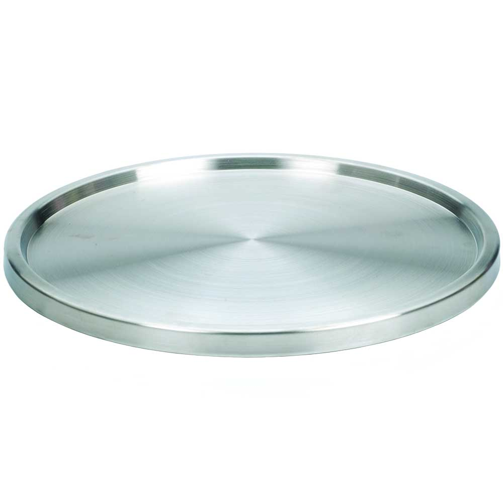Lazy Susan Turntable   Stainless Steel